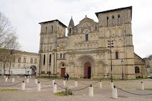 L'Eglise Sainte-Croix, Bordeaux, France