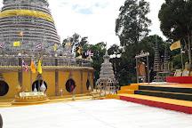 Phra Maha Chedi Tripob Trimongkol, Hat Yai, Thailand
