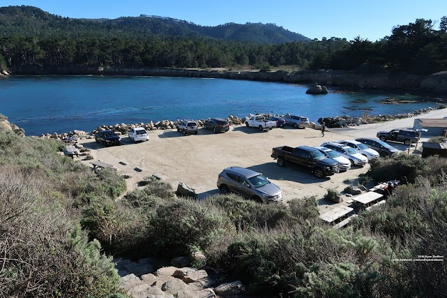 Point Lobos State Reserve Parking