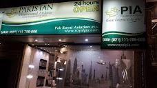 PIA Reservation Office karachi