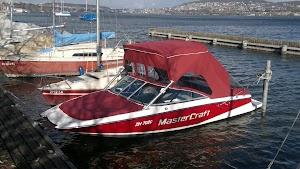 Aloha Motorbootsschule Zuerichsee Vermietung Wakeboard