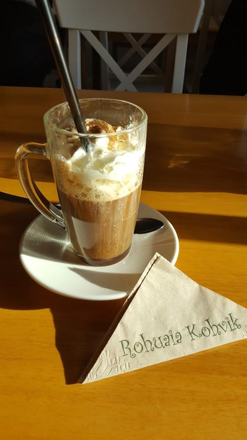 Rohuaia Kohvik
