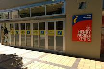 The Henry Parkes Centre, Parkes, Australia