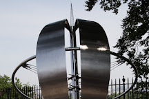 The Prime Meridian Line, London, United Kingdom