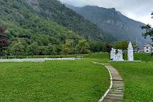 Diga del Vajont, Erto e Casso, Italy