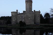 Chateau de Montbrun, Dournazac, France