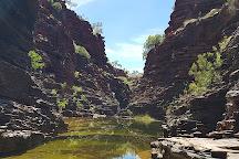 Joffre Gorge, Karijini National Park, Australia