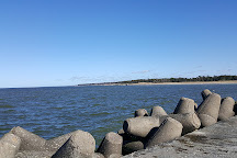 North breakwater Liepaja, Liepaja, Latvia