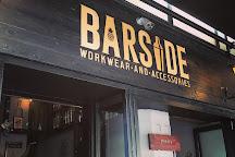 Barside, Budapest, Hungary