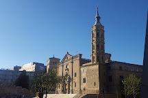 Fuente de la Hispanidad, Zaragoza, Spain