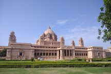Umaid Bhawan Palace Museum, Jodhpur, India