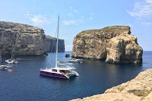 Dwejra Tower, San Lawrenz, Malta