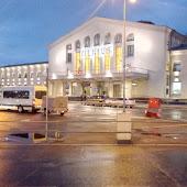 Автобусная станция   Oro uostas