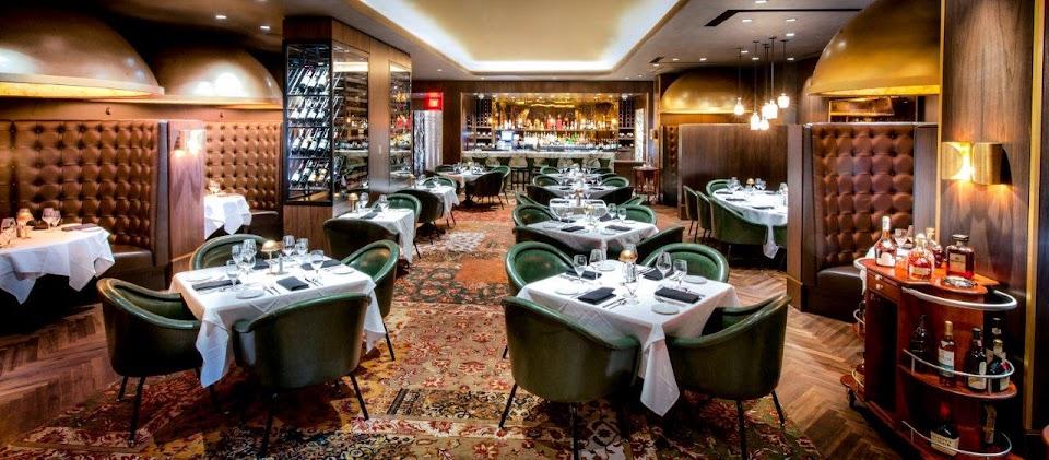Andiamo Italian Steakhouse by Joe Vicari