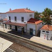 Железнодорожная станция  Albufeira   Ferreiras
