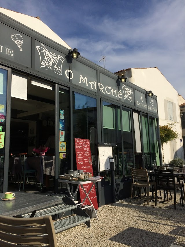 Brasserie O-Marche