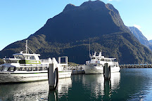 Southern Discoveries - Milford Discovery Centre and Underwater Observatory, Milford Sound, New Zealand