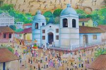 Casa de Los Tres Mundos, Granada, Nicaragua