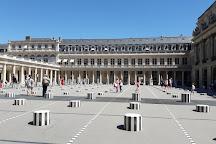 Jardin du Palais Royal, Paris, France