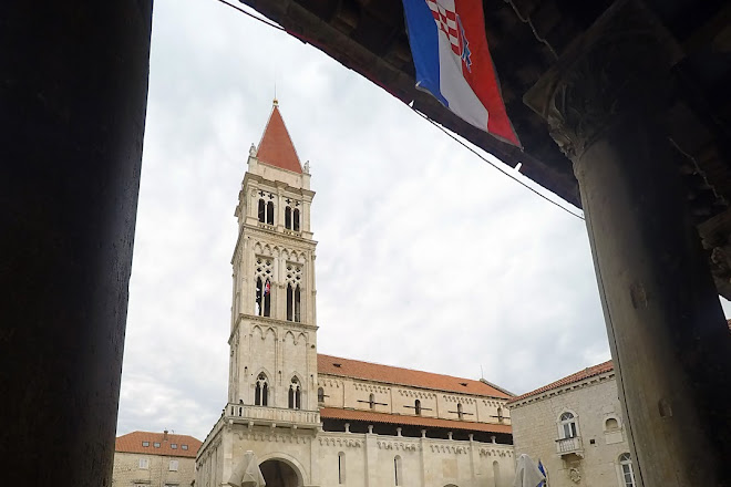 Trogir Square, Trogir, Croatia