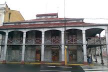 Casa de Fierro, Iquitos, Peru