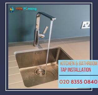 kitchen tap installation offer