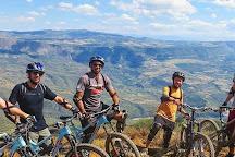 Colombian Bike Junkies, Bogota, Colombia