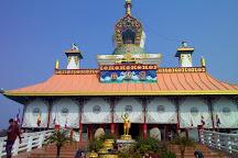 Indian Monastery, Lumbini Sanskritik, Nepal