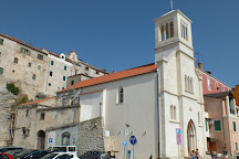 Church of Saint Barbara (Crkva sv. Barbare), Sibenik, Croatia