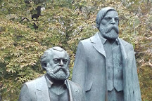 Marx-Engels-Forum, Berlin, Germany