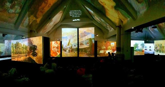 Van Gogh Alive - the Experience Lisboa