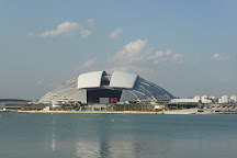 The National Stadium, Sports Hub, Singapore, Singapore