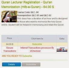 Quranlecturer.com karachi