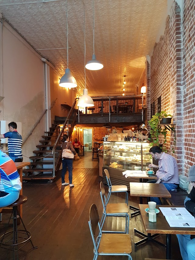 Hush Specialty Coffee
