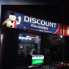 Discount Electronics & Mobile Center Sialkot