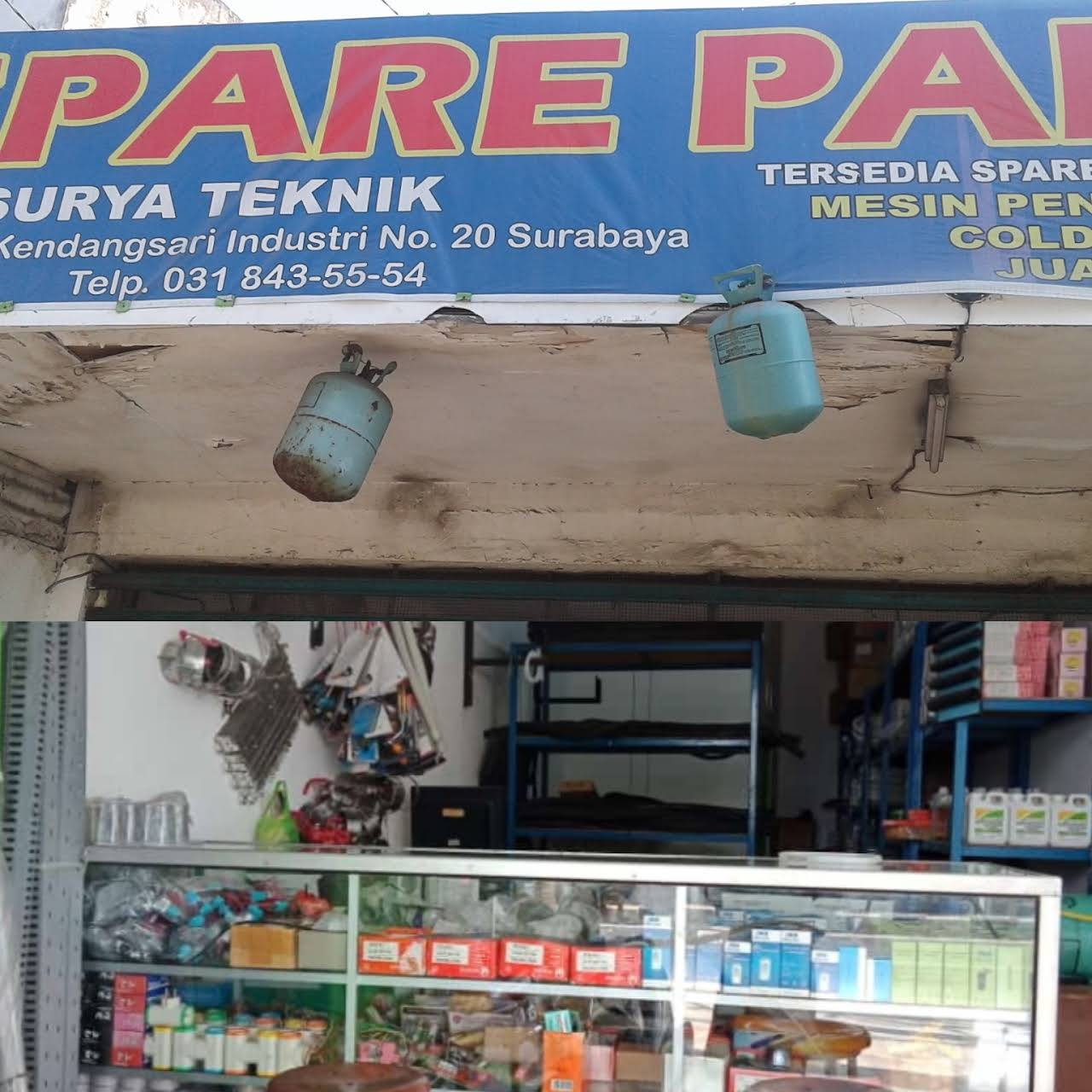 Toko Surya Teknik Spare Part Ac Air