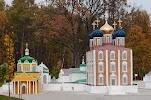 Русский Фейерверк, улица Новоселов на фото Рязани