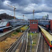 Станция  S U Gesundbrunnen Bhf