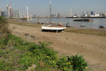 Greenwich Peninsula Ecology Park, London, United Kingdom