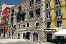 Fundacao Jose Saramago, Lisbon, Portugal