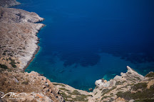 Vorina Beach, Folegandros, Greece