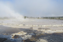 Great Fountain Geyser, Yellowstone National Park, United States