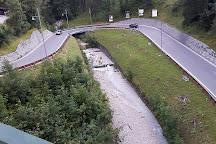Faloria cable car, Cortina d'Ampezzo, Italy