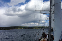 Bras d'Or  Lake, Cape Breton Island, Canada