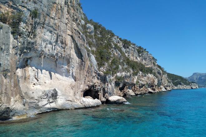 Grotta del Bue Marino, Cala Gonone, Italy