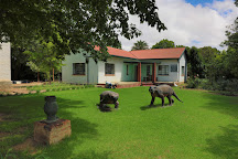 Kitching Fossil Exploration Centre, Nieu-Bethesda, South Africa