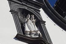 Igreja de Nossa Senhora do Monte, Funchal, Portugal