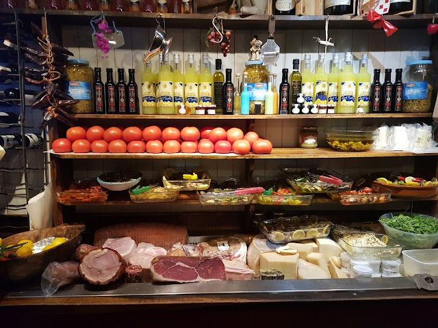 Bruschetta Stall
