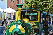 Comboio Turístico de Sintra, Sintra, Portugal