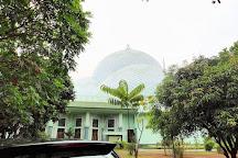 Al-AZhom Mosque, Tangerang, Indonesia